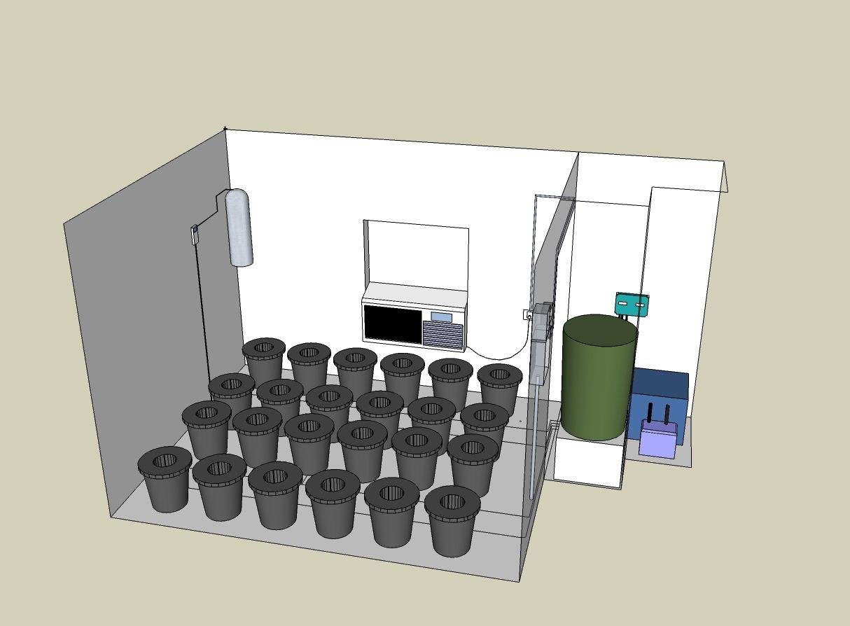 Grow Room Setups And Designs palestencom